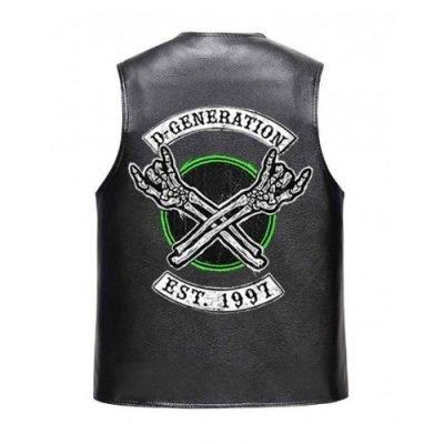 D Generation X Triple H Wwe Crown Jewel Vest Hoodie