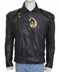 Jakubenko Shannara Aaron leather Jacket