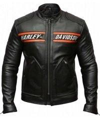 Bill Goldberg Leather Jacket