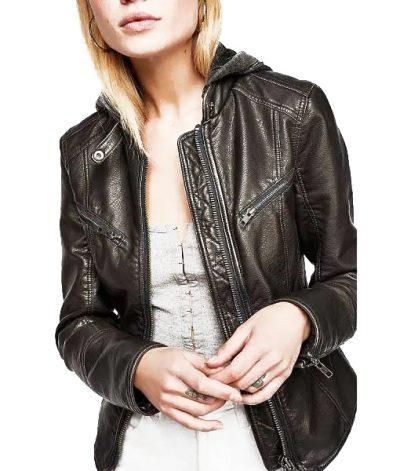 Kensie Blye NCIS Los Angeles Leather Jacket
