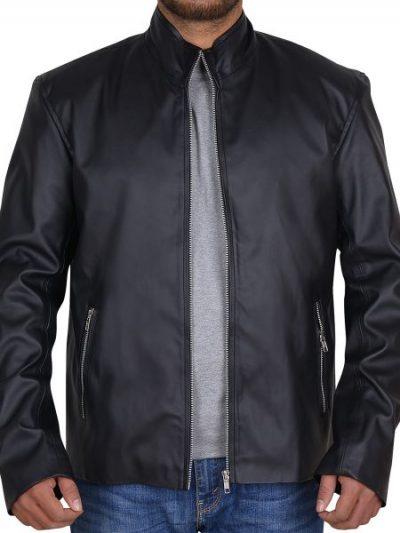 Lucifer Morningstar Leather Jacket