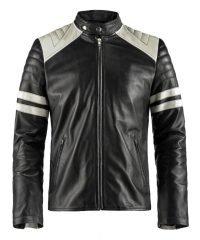 Tyler Durden Real Leather Jacket
