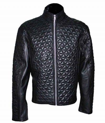 True Blood Alexander Skarsgard Leather Jacket