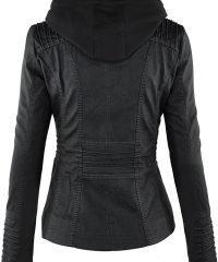 ladies-hooded-leather-jacket
