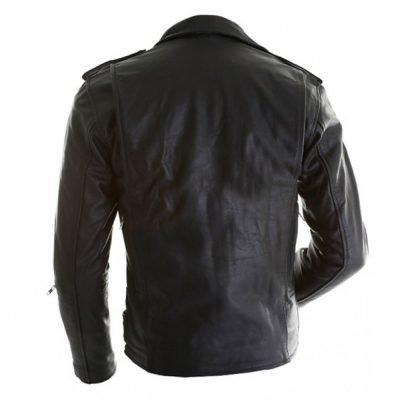 Arnold Schwarzenegger Jacket - Terminator Leather Jacket