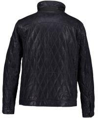 casual-diamond-stitch-mens-womens-black-leather-jacket