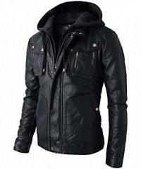 detach-mens-brando-style-biker-leather-hoodie-jacket