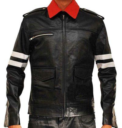Game Alex Mercer Prototype Leather Jacket