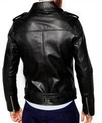 Rodey Biker Leather Jacket