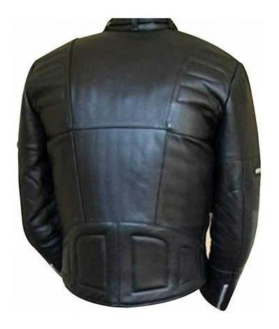 Hein Gericke Black Leather Jacket