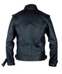 Thriller Black Michael Jackson Genuine Leather Jacket