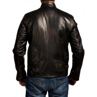 Godzilla Ford Brody Leather Jacket
