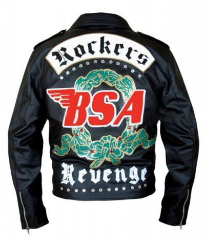 George Michael Faith Leather Jacket