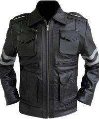 Leon Kennedy Resident Evil 6 Game Unisex Jacket