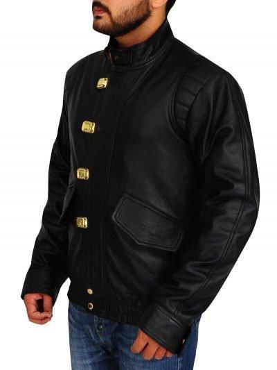 Akira Kaneda Capsule Biker Leather Jacket