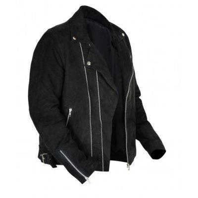 mens-brando-biker-unique-style-black-suede-leather-jacket