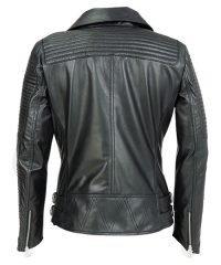 Prorsum Ali Larter Burberry Quilted Biker Jacket