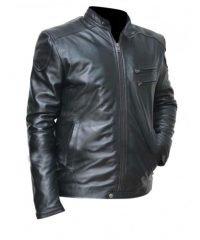 mens-cafe-racer-vintage-moto-black-shiny-biker-leather-jacket