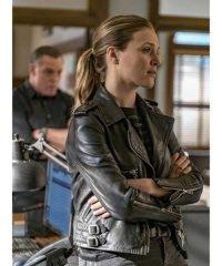 Chicago P.D Detective Hailey Upton Leather Jacket | Usa Leather Jacket