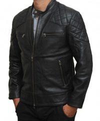 david-beckham-vintage-slim-fit-biker-quilted-leather-jacket