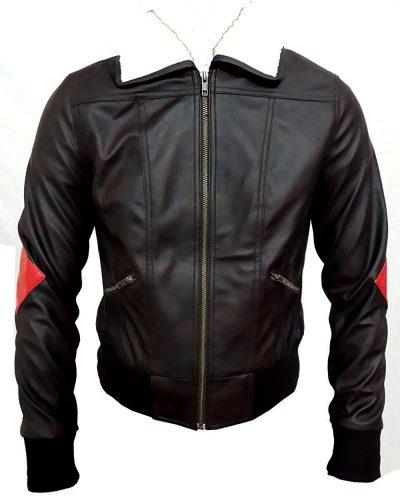 Add to wishlist Joker Women Bombshell Harley Quinn Leather Jacket