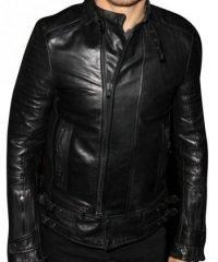 Kill the Messenger Jeremy Renner Black Jacket