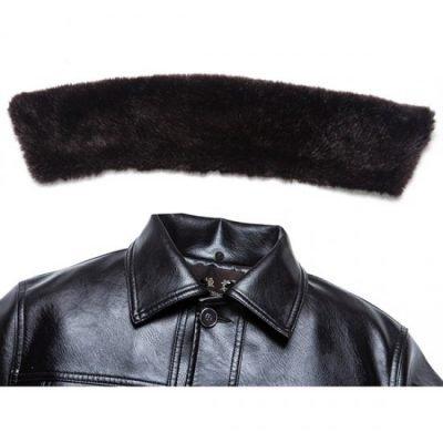 Mens Winter Velvet Plus Stylish Motor Leather Jackets