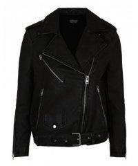 Pretty Little Liars Emily Shay Mitchell Biker Leather Jacket
