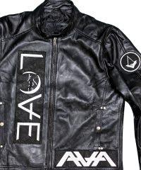 Tom Delonge Angels and Airwaves Leather Jacket