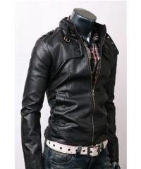 belted-collar-black-slim-fit-stylish-leather-jacket