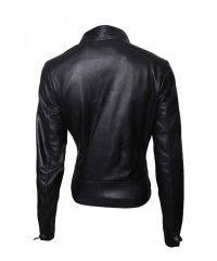 Game Night Rachel McAdams Leather Jacket Biker Jacket