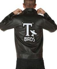grease-t-birds-black-biker-leather-jacket