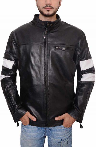 Keanu Reeves Motorcycle Jacket - John Wick 2 Biker Jacket