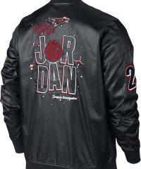 marvin-the-martian-air-jordan-black-bomber-leather-jacket