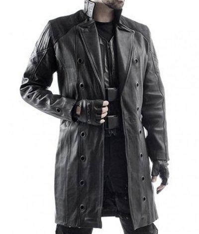 Deus Ex Adam Jensen Leather Coat