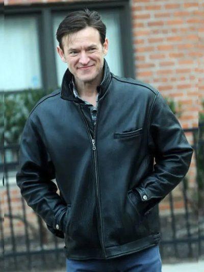 Dominic Dietland O'Shea Leather Jacket