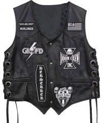 black-label-society-leather-vest
