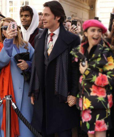 charles-martins-emily-in-paris-black-coat