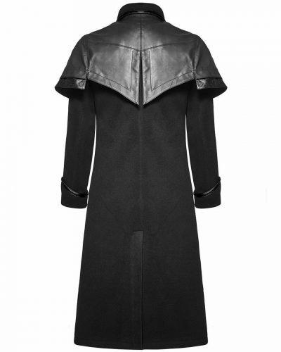Steampunk Rave Highwayman Gothic Military Coat