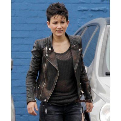Bex Taylor Klaus Leather Jacket