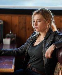 Jenny Hoyt Big Sky Black Leather Jacket