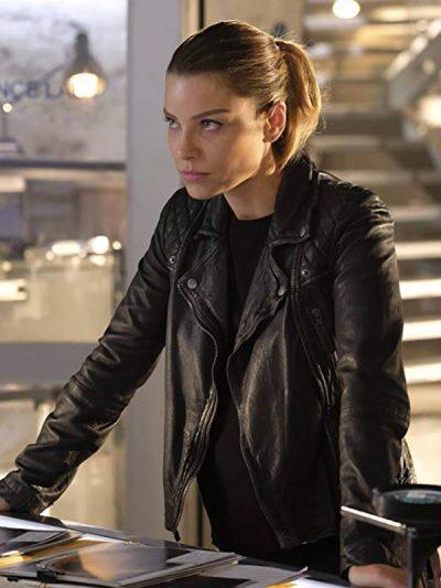 Chloe Decker Lucifer Season 4 Leather Jacket