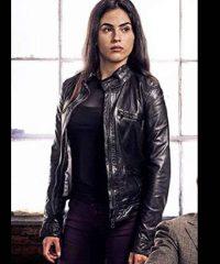 Condor Season 2 Gabrielle Joubert Black Jacket