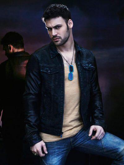 heroes-reborn-carlos-gutierrez-black-leather-jacket