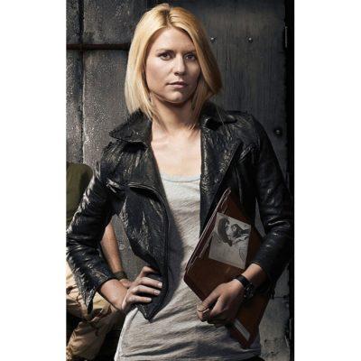 Homeland Season 8 Carrie Mathison Black Jacket