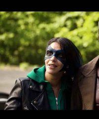 How I Became a Super Hero Callista Leather Jacket