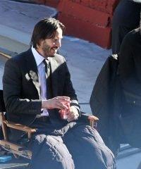 John Wick Keanu Reeves 2 Suit