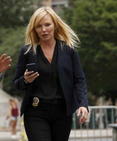 Law and Order Amanda Rollins Black Blazer