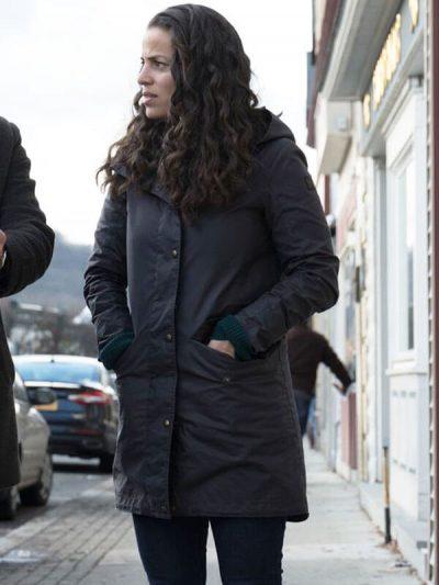 Manifest Athena Karkanis Black Coat