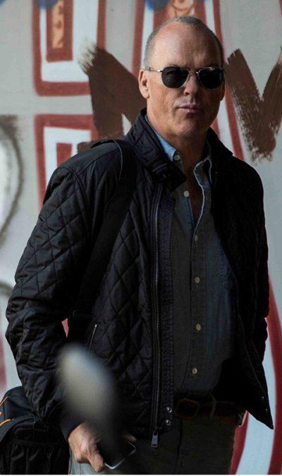 Stan Hurley American Assassin Black Jacket